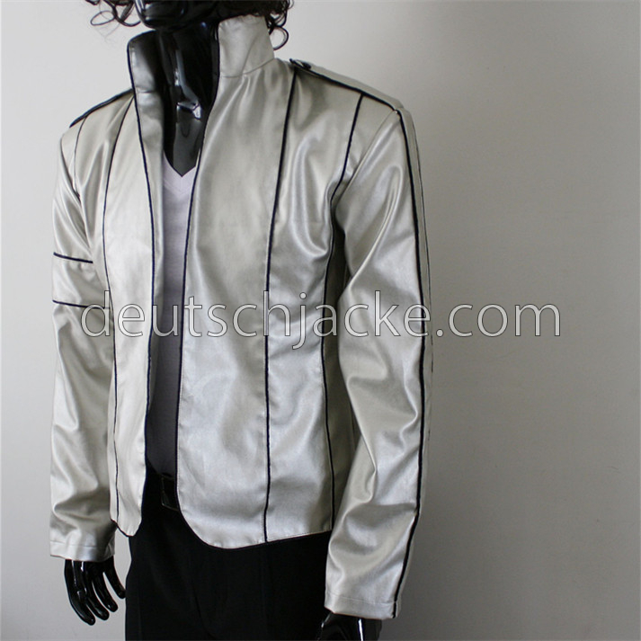 Michael Jackson Heal the World Concert Silver or Black Jackets.