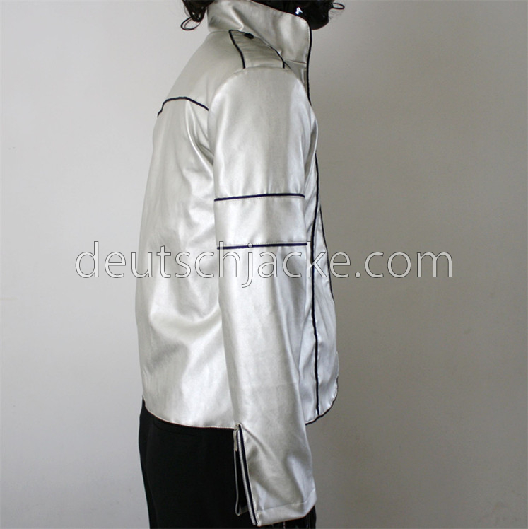 Michael Jackson Heal the World Concert Silver or Black Jackets.2